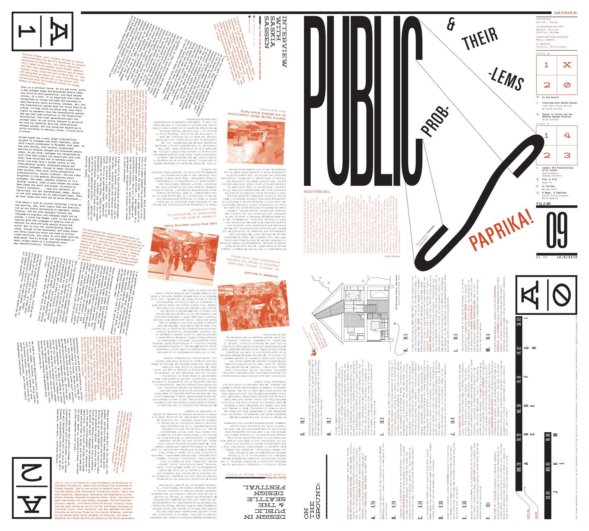 1-09 Publics & Their Problems