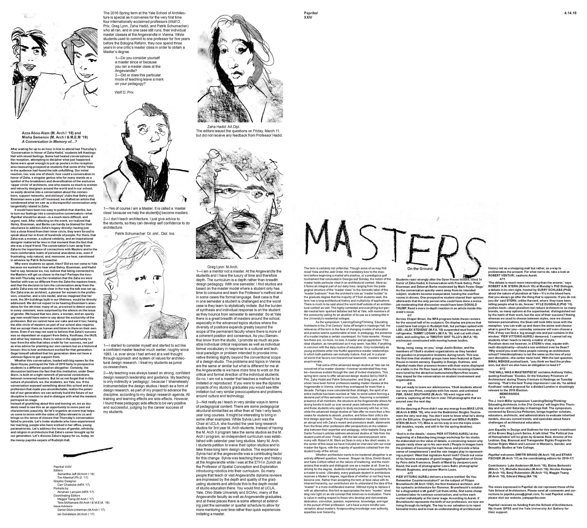 1-24 Masters
