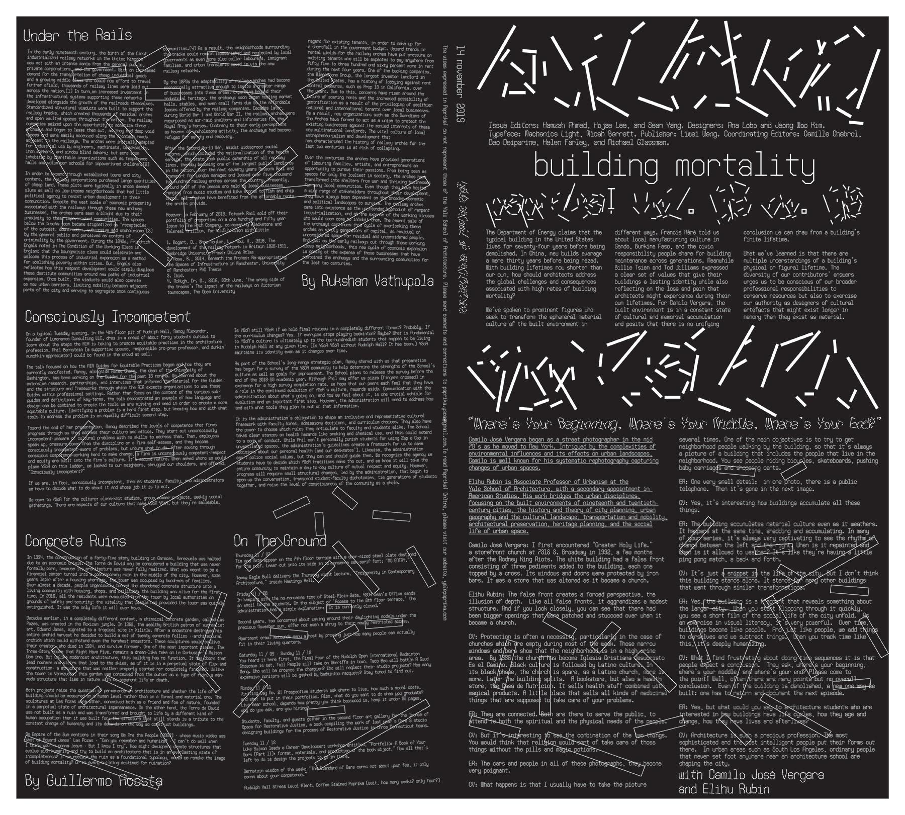 5-08 Building Mortality